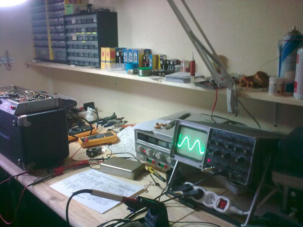 Atelier Emilio Electronic